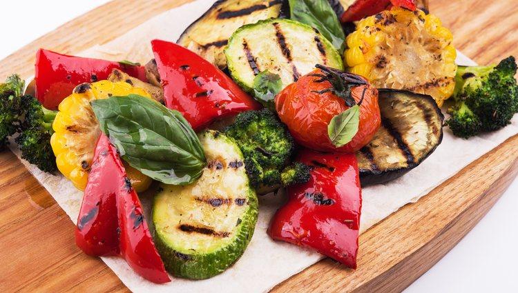 Esta receta es apta para dietas vegetarianas y veganas
