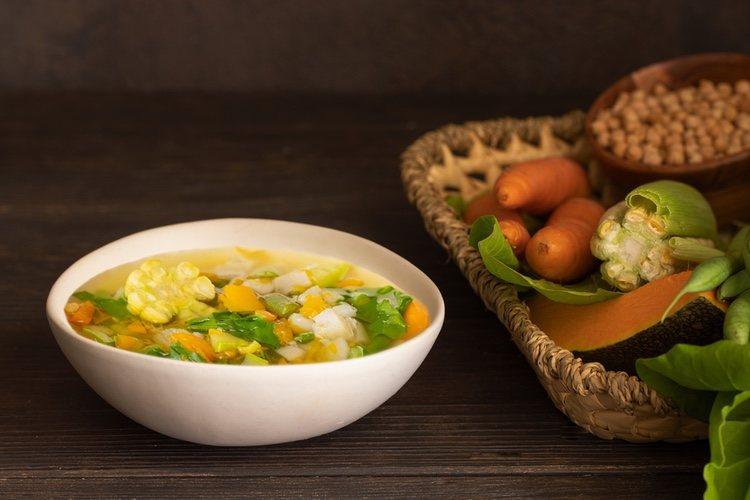 El potaje canario se asemeja mucho al cocido madrileño