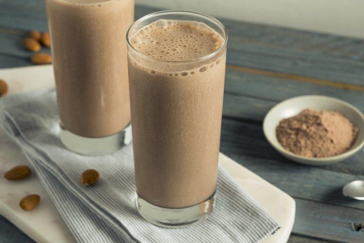 El sorbete de cacao amargo es una gran receta de postre y muy sencilla