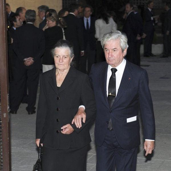 La Familia Real se reúne para despedir a Fernando Moreno de Borbón