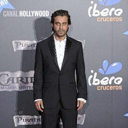 Jordi Mollà en el estreno de 'Piratas del Caribe' en Madrid