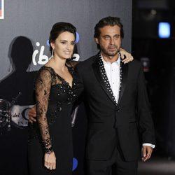 Penélope Cruz y Jordi Mollà en la premiere de 'Piratas del Caribe' en Madrid