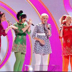 Nina, representante de Serbia en Eurovisión 2011