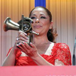 Isabel Pantoja, homenajeada en los Premios de la Música