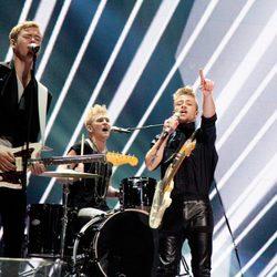 A Friend In London, representantes de Dinamarca en Eurovisión 2011