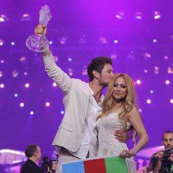 Ell y Nikki, ganadores de Eurovisión 2011
