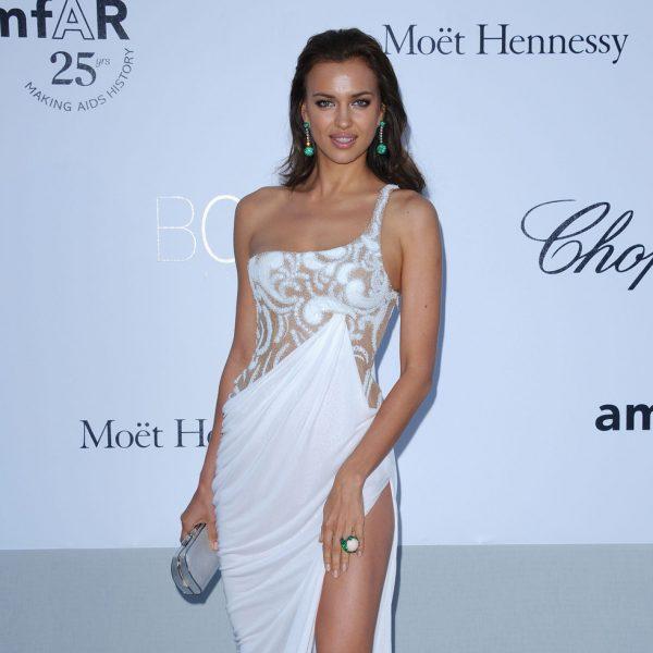 Realeza, actores, modelos y cantantes en la gala benéfica amFAR en Cannes