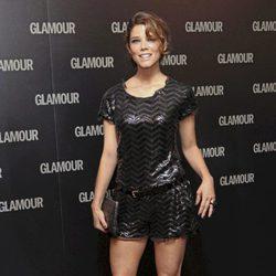 Juana Acosta en los Premios Glamour 2011