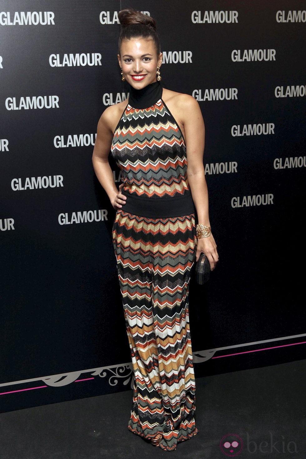 Elisa Mouliáa en los Premios Glamour 2011