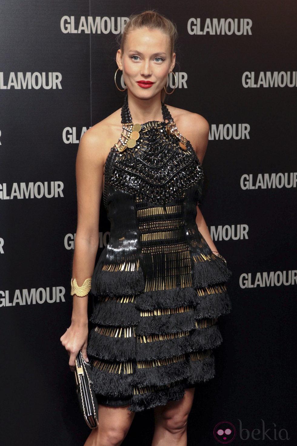 Vanessa Lorenzo en los Premios Glamour 2011