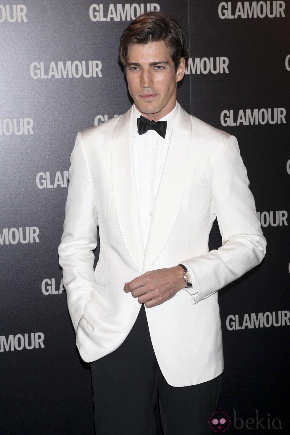 Oriol Elcacho en los Premios Glamour 2011