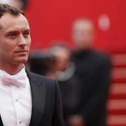 Jude Law en la ceremonia de clausura de Cannes