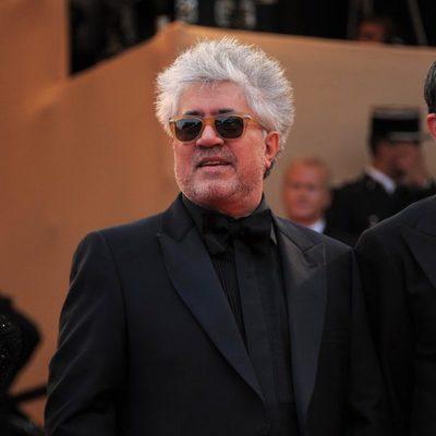 Pedro Almodóvar en Cannes