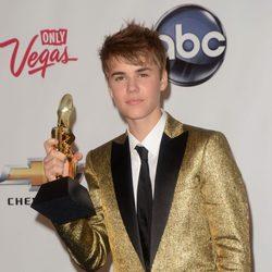 Justin Bieber en los Premios Billboard 2011