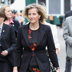 Sophie Rhys-Jones, Condesa de Wessex, en la Chelsea Flower Show