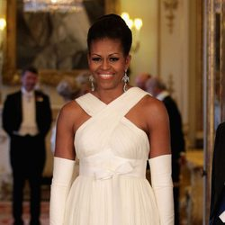 Michelle Obama en Buckingham Palace