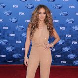 Jennifer Lopez en la final de 'American Idol'