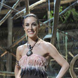 Raquel Sánchez-Silva, presentadora de 'Supervivientes 2011'