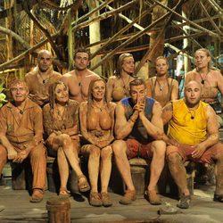 Los famosos en 'Supervivientes 2011'