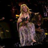 Shakira arrasando en su concierto de Barcelona