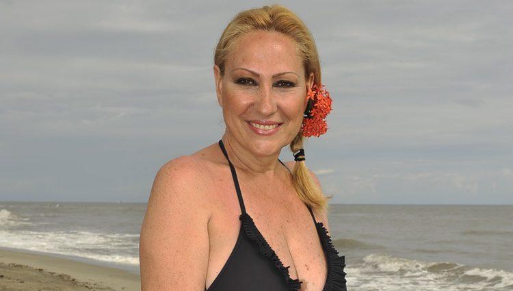 Rosa Benito de 'Supervivientes 2011'