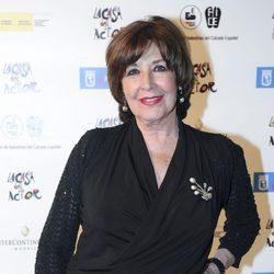 Concha Velasco en los Premios de 'La Casa del Actor'