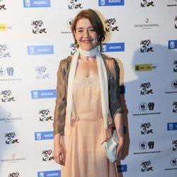 María Pujalte en los Premios de 'La Casa del Actor'