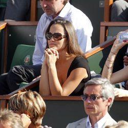 Pippa Middleton en Roland Garros