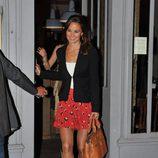 Pippa Middleton de cena en París