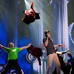 Loucas Yiorkas feat. Stereo Mike, representante de Grecia en Eurovisión 2011