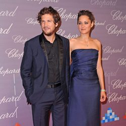 Marion Cotillard y Guillaume Canet