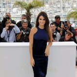 Penélope Cruz a su llegada a Cannes