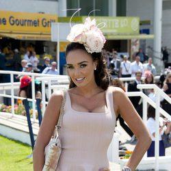 Tamara Ecclestone en el Derby de Epsom