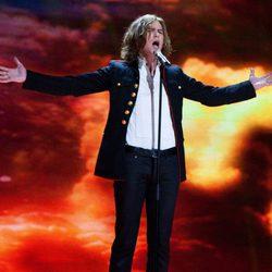 Amaury Vassili, representante de Francia en Eurovisión 2011