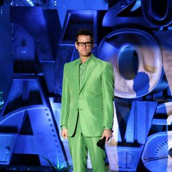 JIm Carrey en los MTV Movie Awards 2011