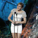 Emma Watson en los MTV Movie Awards 2011