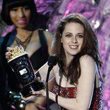 Kristen Stewart en los MTV Movie Awards 2011