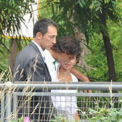 Rafa Nadal y Xisca Perelló en Disneyland París
