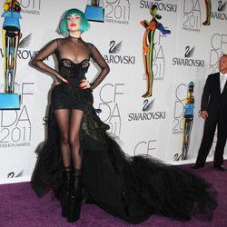 Lady Gaga en los Premios CFDA