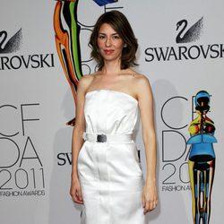 Sofia Coppola en los Premios CFDA