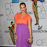 Jessica Alba en los Premios CFDA