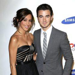 Kevin Jonas y su esposa Danielle