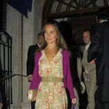 Pippa Middleton en el Hotel Goring de Londres