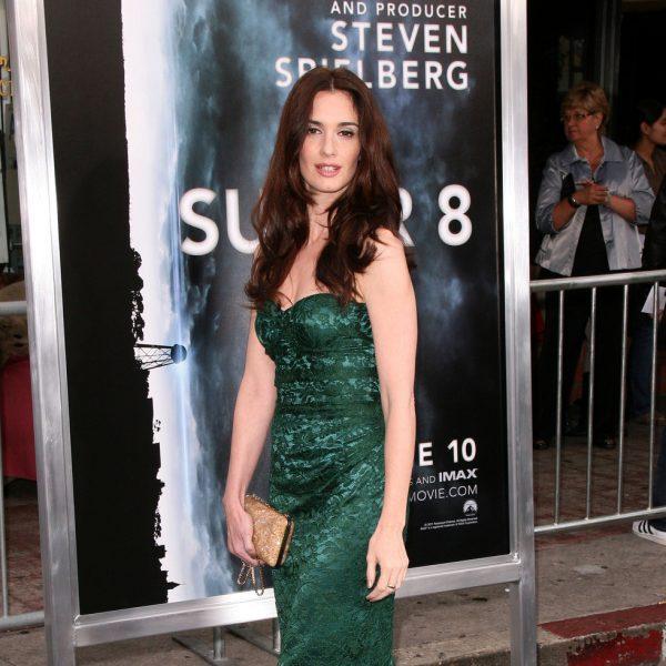 Paz Vega, Tom Cruise y Josh Holloway en la premiere de 'Super 8'
