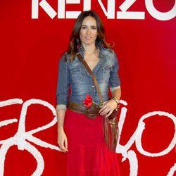 Ana Turpín en la Fiesta Kenzo 2011