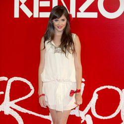 Lucía Ramos en la Fiesta Kenzo 2011