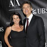 Mehmet y Lisa Oz en los Stephan Weiss Apple Awards
