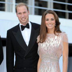 Los Duques de Cambridge en la Gala Benéfica ARK