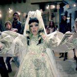 Lady Gaga en el videoclip de 'Judas'