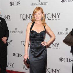 Marg Helgenberger en los Premios Tony 2011